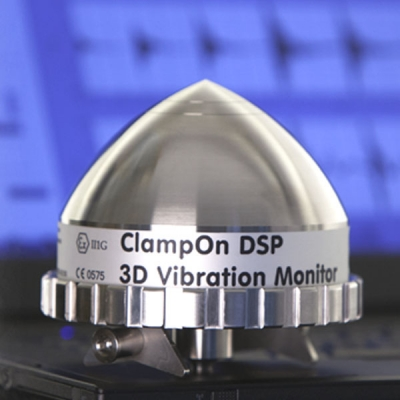 ClampOn Vibration Monitor